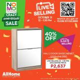 AllHome offer  - 31.10.2020 - 31.10.2020.