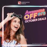 Robinsons Malls offer .