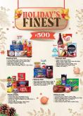 Robinsons Supermarket offer  - 1.11.2020 - 4.1.2021.