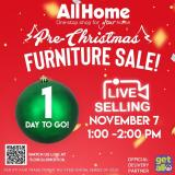 AllHome offer  - 7.11.2020 - 7.11.2020.