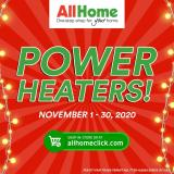 AllHome offer  - 1.11.2020 - 30.11.2020.