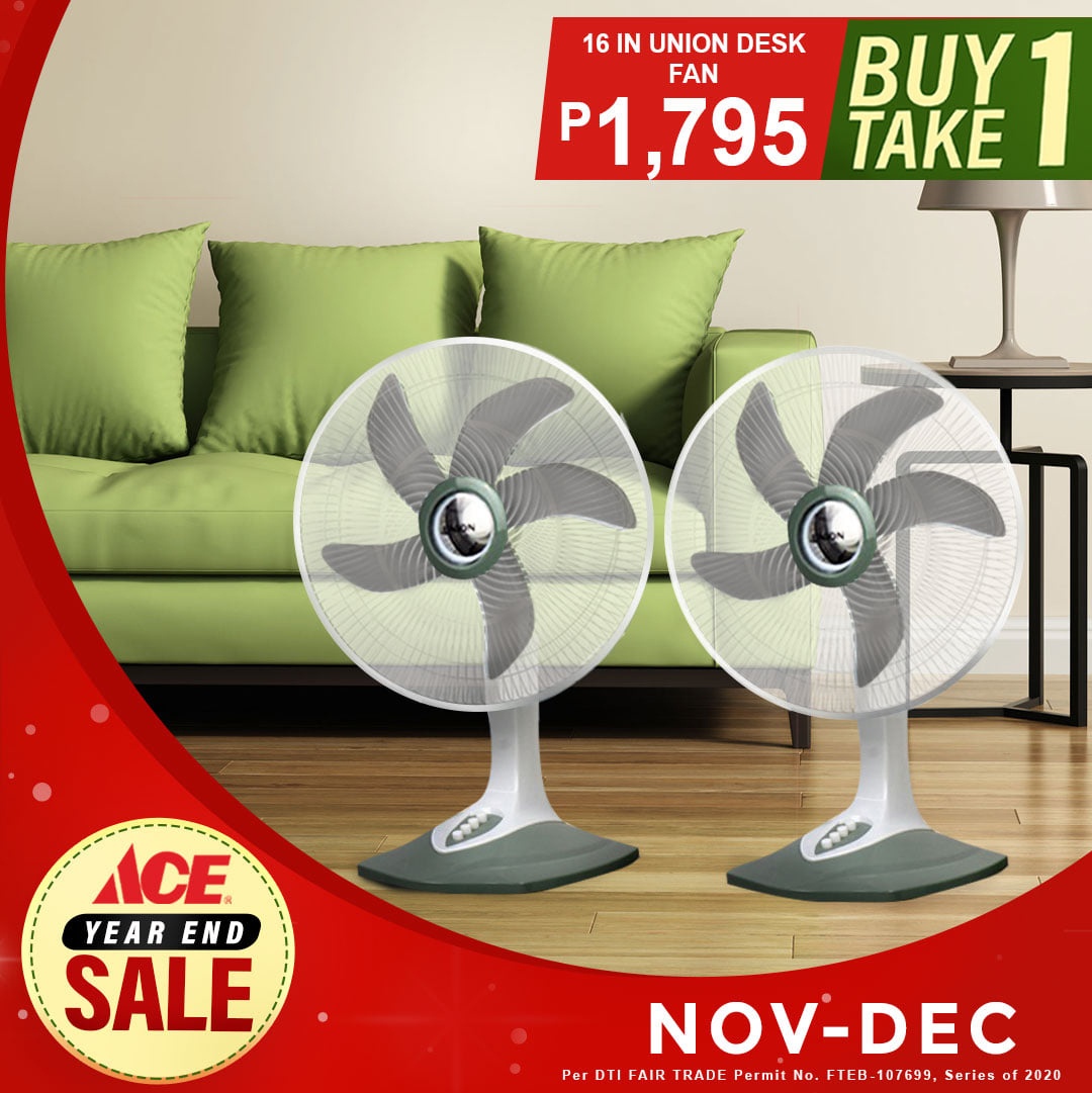 ACE Hardware offer  - 1.11.2020 - 31.12.2020. Page 6.