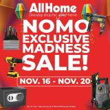 AllHome offer  - 16.11.2020 - 20.11.2020.
