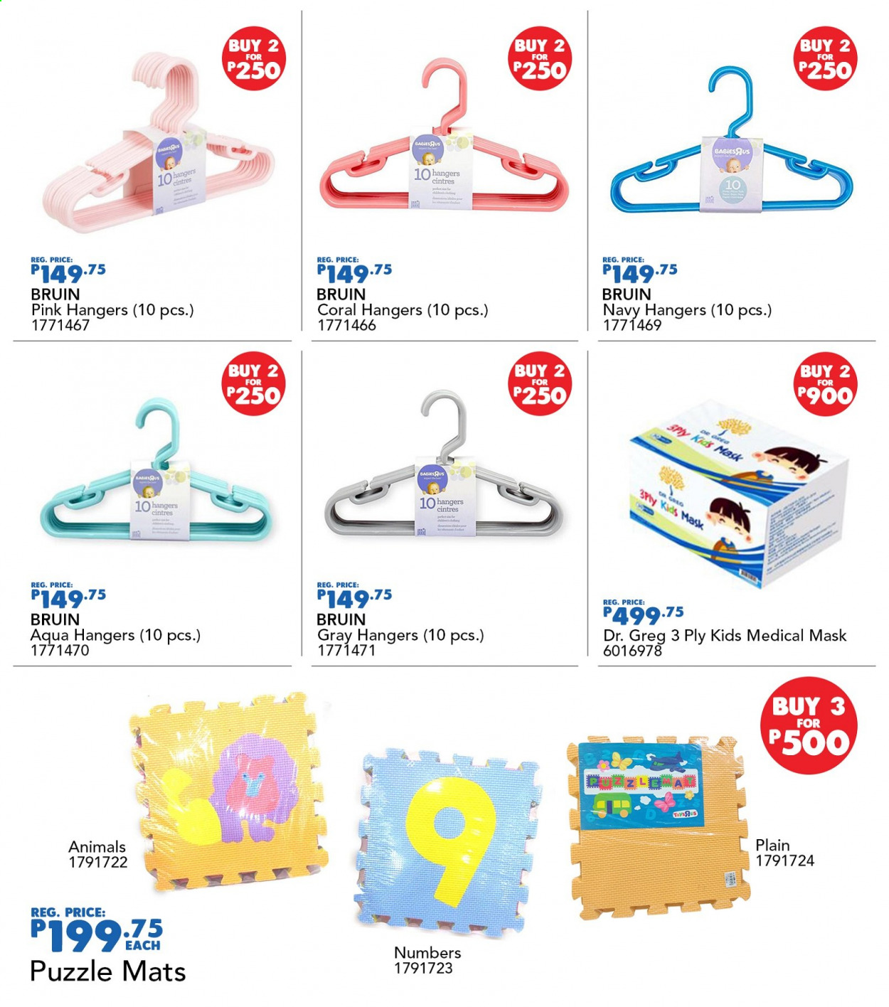 "Toys""R""Us offer  - 19.11.2020 - 22.11.2020 - Sales products - mask, puzzle. Page 28."
