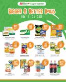 AllDay Supermarket offer  - 11.11.2020 - 25.11.2020.