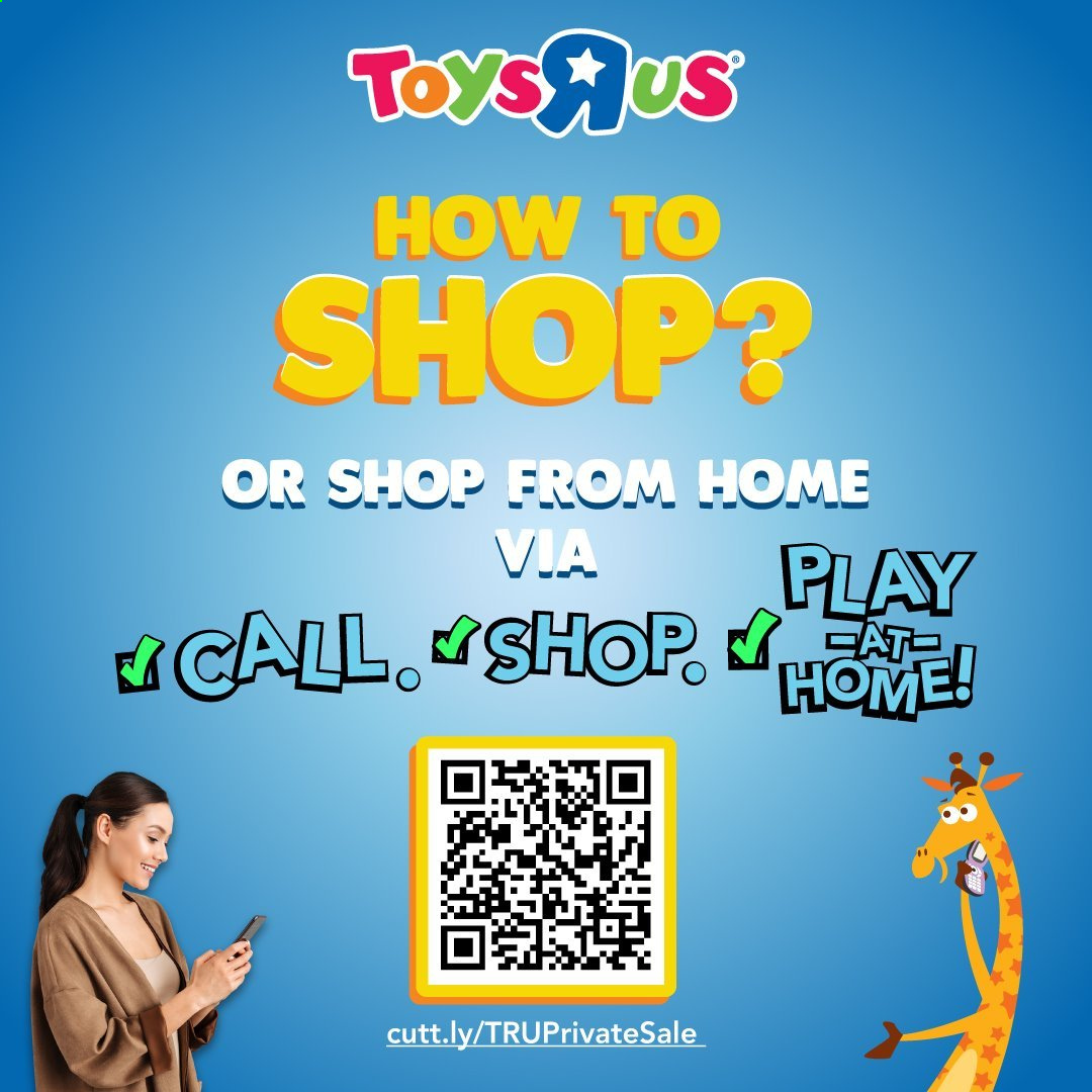 "Toys""R""Us offer  - 19.11.2020 - 20.11.2020. Page 7."