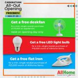 AllHome offer  - 27.11.2020 - 29.11.2020.