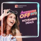 Robinsons Malls offer  - 24.11.2020 - 31.12.2020.
