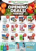 AllDay Supermarket offer  - 25.11.2020 - 7.12.2020.