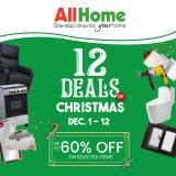 AllHome offer  - 1.12.2020 - 12.12.2020.