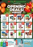 AllDay Supermarket offer  - 27.11.2020 - 10.12.2020.
