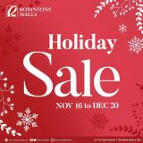 Robinsons Malls offer  - 16.12.2020 - 20.12.2020.