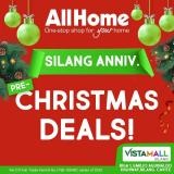 AllHome offer  - 3.12.2020 - 6.12.2020.