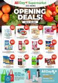 AllDay Supermarket offer  - 6.12.2020 - 20.12.2020.