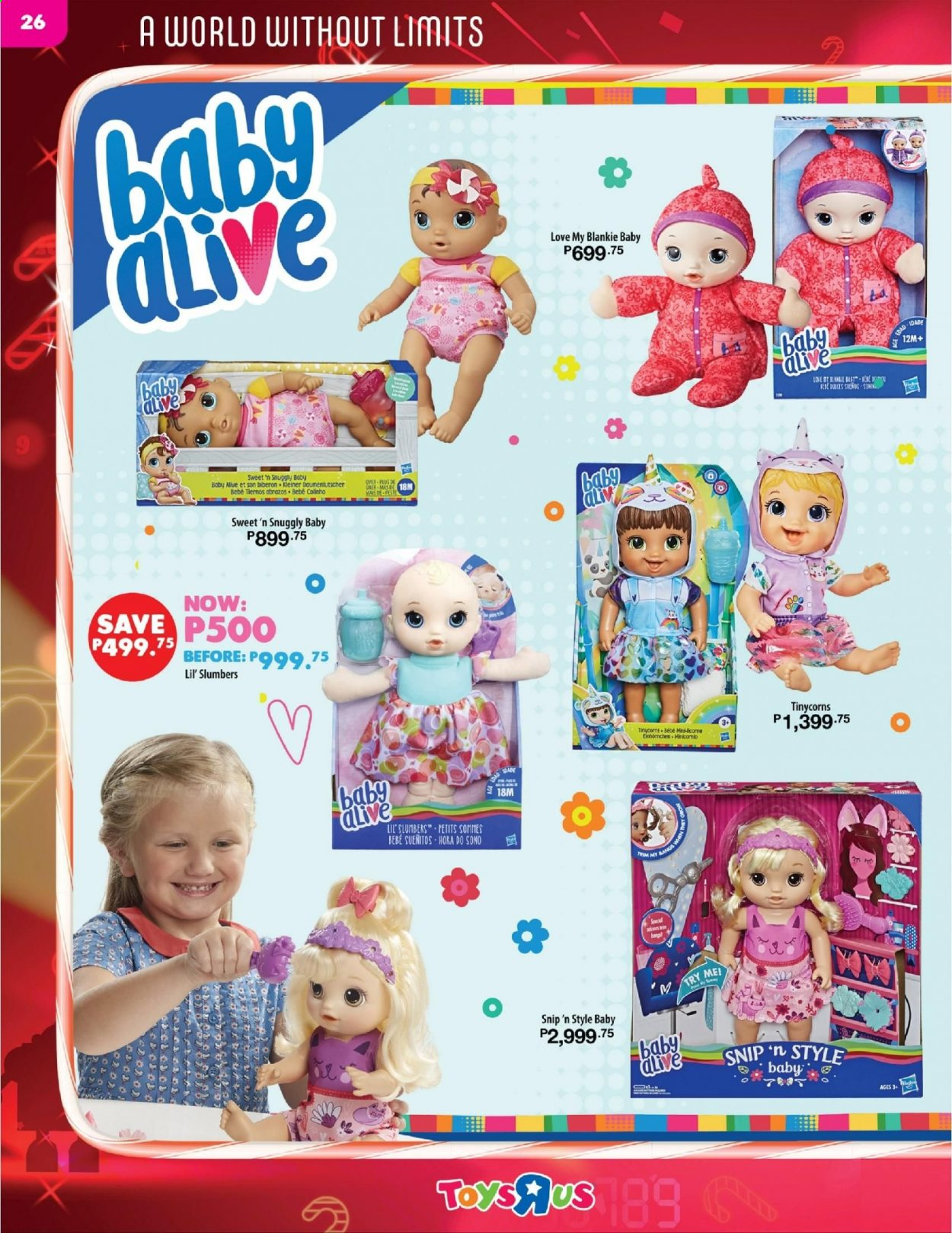 "Toys""R""Us offer  - 10.12.2020 - 31.12.2020. Page 26."