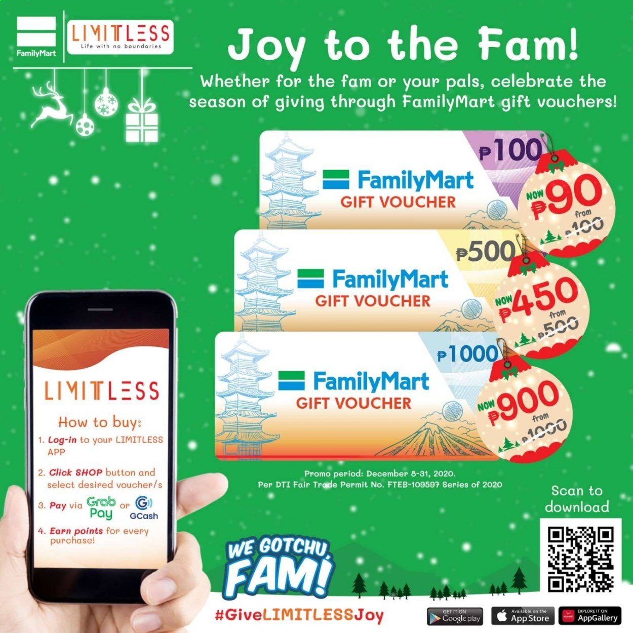 FamilyMart offer  - 8.12.2020 - 31.12.2020. Page 2.