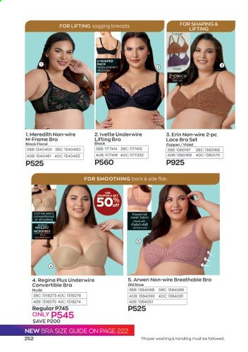 Avon offer  - 1.1.2021 - 31.1.2021 - Sales products - Fab, bra. Page 256.