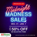 AllHome offer  - 31.12.2020 - 1.1.2021.