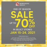 Robinsons Malls offer  - 15.1.2021 - 24.1.2021.