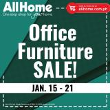 AllHome offer  - 15.1.2021 - 21.1.2021.