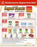Robinsons Supermarket offer  - 1.1.2021 - 31.1.2021.
