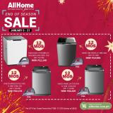 AllHome offer  - 5.1.2021 - 31.1.2021.