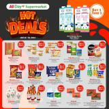 AllDay Supermarket offer  - 15.1.2021 - 31.1.2021.