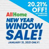 AllHome offer  - 31.1.2021 - 31.1.2021.