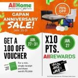 AllHome offer  - 25.1.2021 - 31.1.2021.