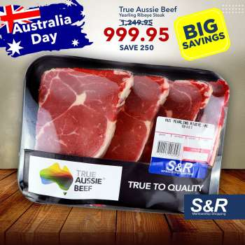 S&R Membership Shopping offer  - 26.1.2021 - 26.1.2021.