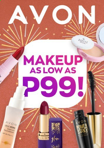 Avon offer  - Sales products - Avon, makeup. Page 1.