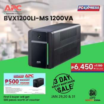 PC Express offer  - 29.1.2021 - 31.1.2021.