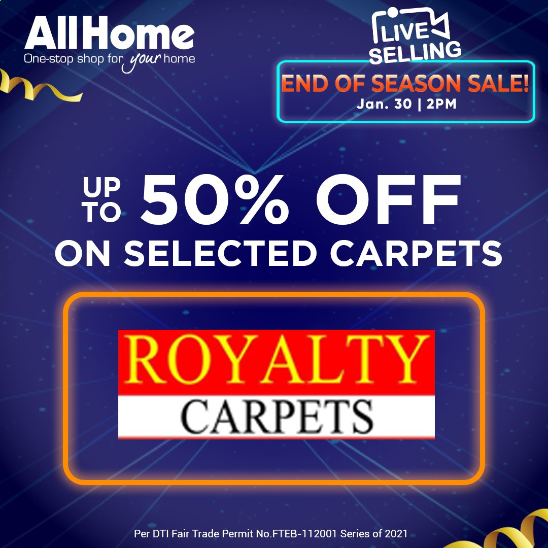 AllHome offer  - 30.1.2021 - 30.1.2021. Page 1.