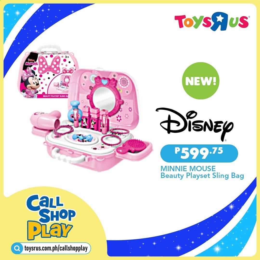 "Toys""R""Us offer  - Sales products - Disney, minnie, Minnie Mouse, mouse, play set. Page 10."