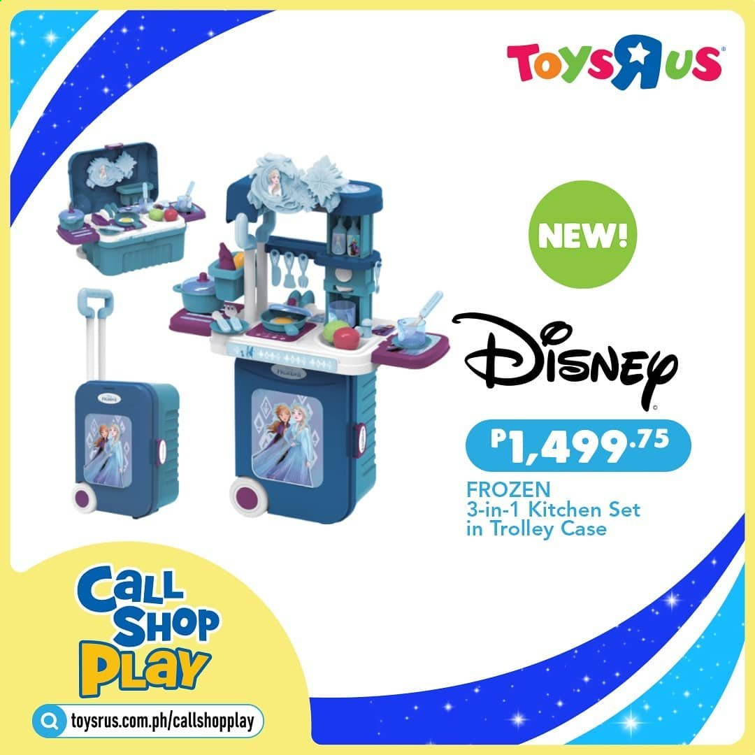 "Toys""R""Us offer  - Sales products - Disney, Frozen. Page 11."