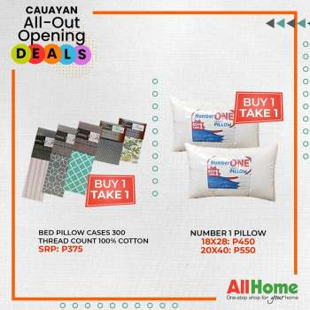AllHome offer  - 12.2.2021 - 7.3.2021.