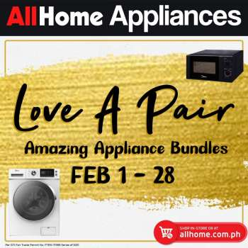 AllHome offer  - 1.2.2021 - 28.2.2021.