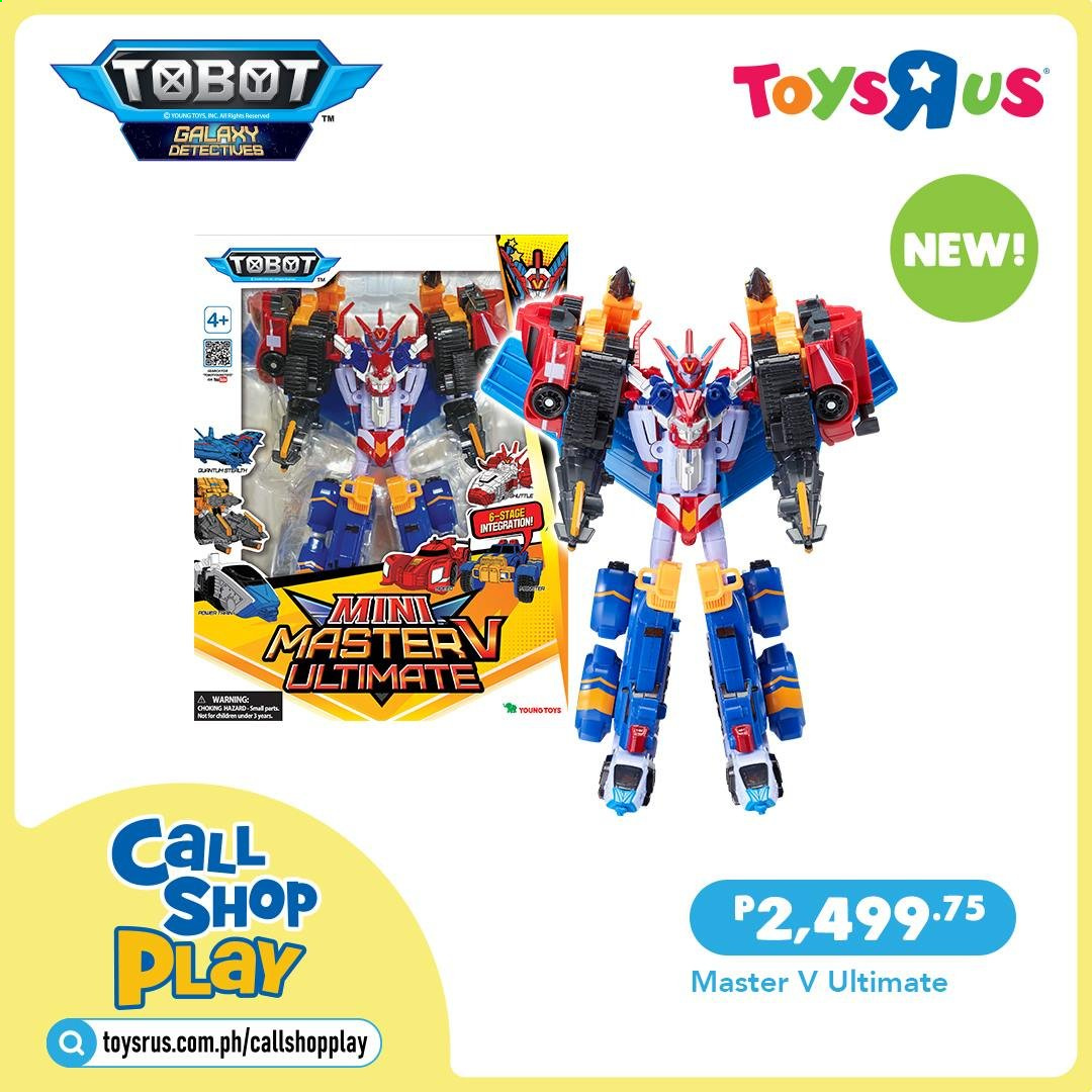 "Toys""R""Us offer  - Sales products - toys. Page 19."