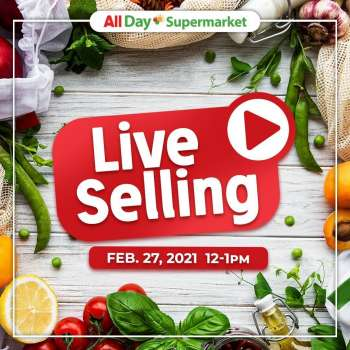 AllDay Supermarket offer  - 27.2.2021 - 27.2.2021.