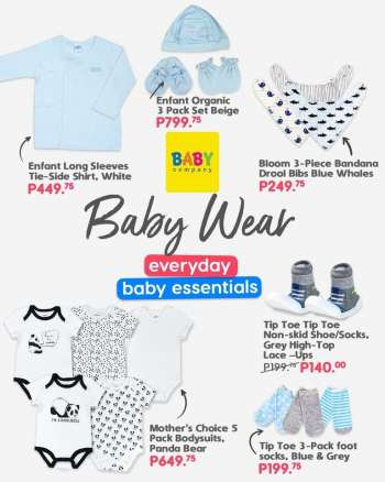 Baby Company offer .
