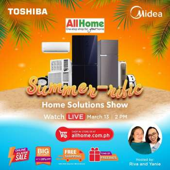 AllHome offer  - 13.3.2021 - 13.3.2021.