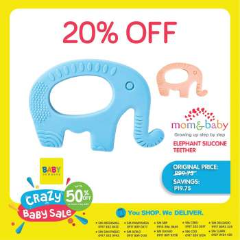 Baby Company offer  - 13.3.2021 - 31.3.2021.