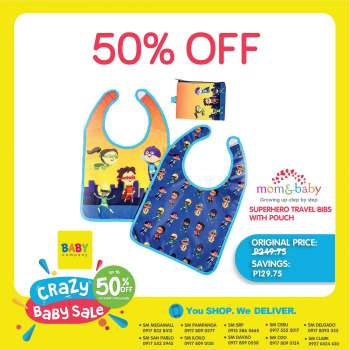 Baby Company offer  - 17.3.2021 - 31.3.2021.