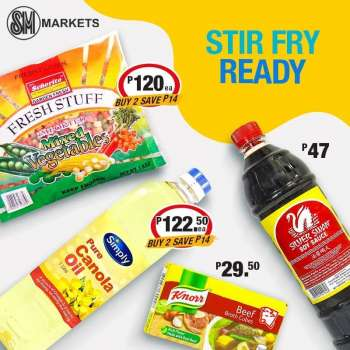 SM MARKETS offer .