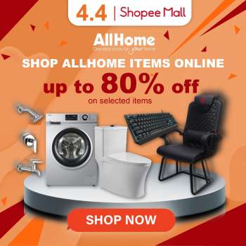 AllHome offer  - 4.4.2021 - 4.4.2021.