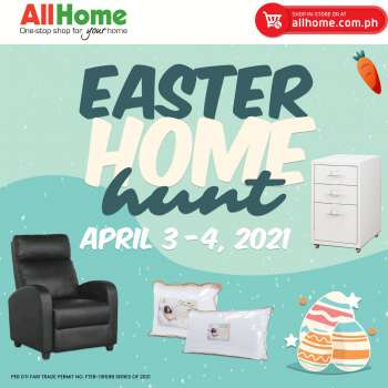 AllHome offer  - 3.4.2021 - 4.4.2021.