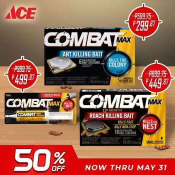 ACE Hardware offer  - 25.4.2021 - 31.5.2021.