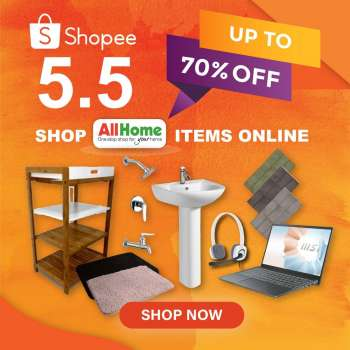 AllHome offer  - 5.5.2021 - 5.5.2021.