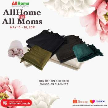 AllHome offer  - 10.5.2021 - 16.5.2021.