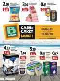 Φυλλάδια Bazaar Cash & Carry - 06.07.2020 - 18.07.2020.